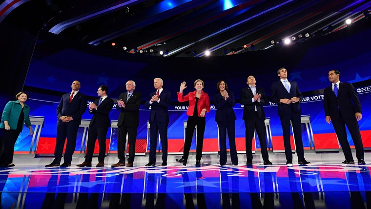 NBC Debate