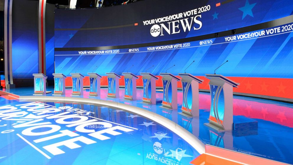ABC News Debate